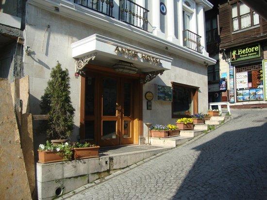Antis Hotel: Very nice hotel