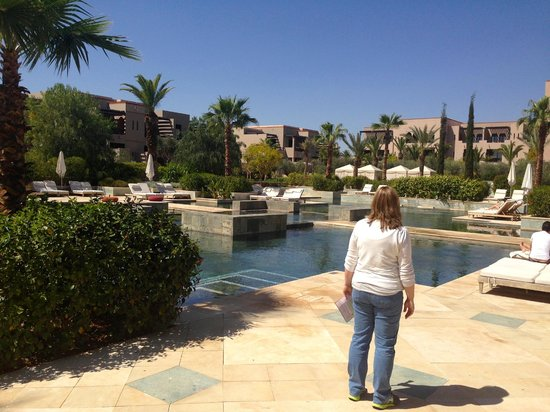 Four Seasons Resort Marrakech: Family Pool