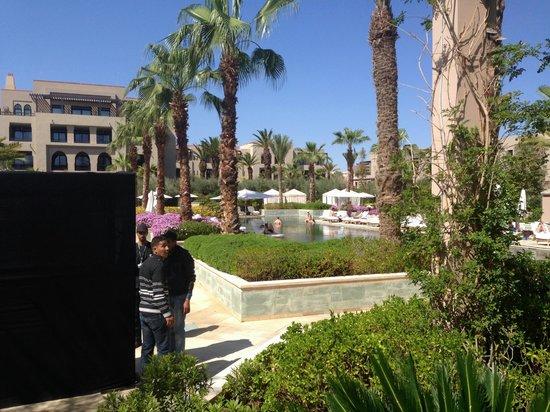 Four Seasons Resort Marrakech : Adult Pool
