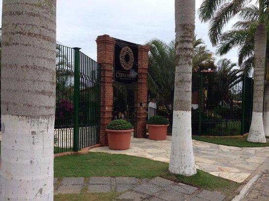 Costa Do Sol Boutique Hotel: Entrada.