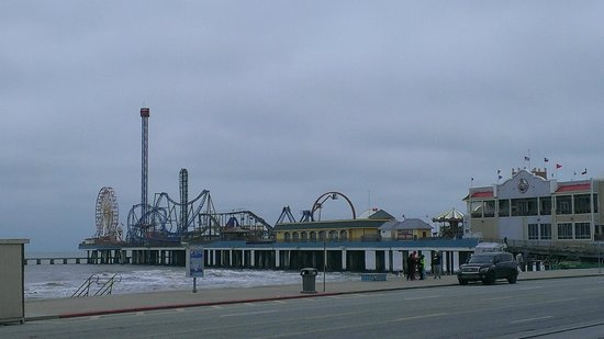 Four Points By Sheraton Galveston: Pleasure Pier