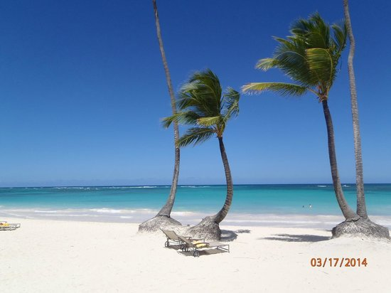Iberostar Grand Hotel Bavaro: gorgeous beach