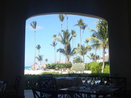 Iberostar Grand Hotel Bavaro: view from the buffet