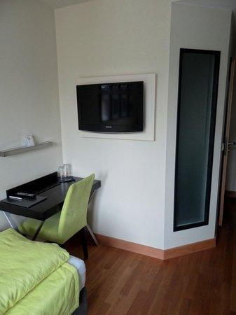 Hotel Hamburger Hof: Standard-Zimmer