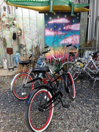 The American Bicycle Rental Company: Bike touring in New Orleans