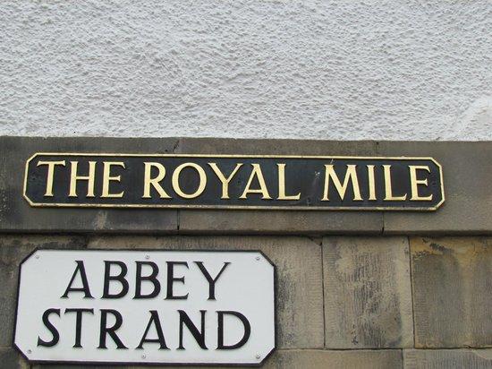 Safestay Edinburgh : Situación