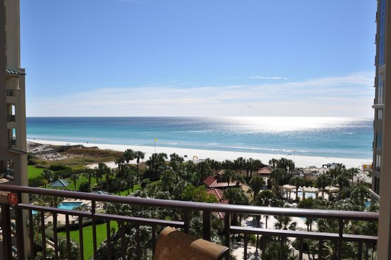 Sandestin Golf and Beach Resort: View from balcony