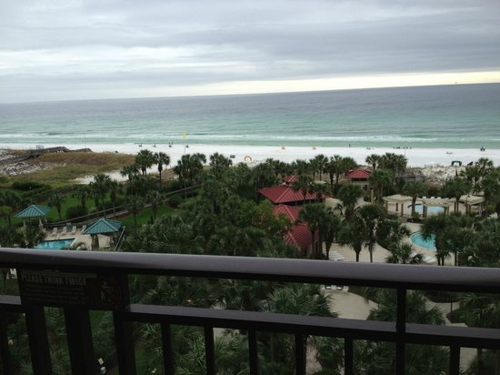 Sandestin Golf and Beach Resort: View fromour balcony - Westwinds Tower