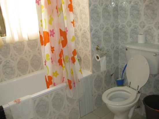SSNIT Guest House : bathtub