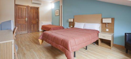 Hotel Mirador Puerta del Sol: Habitación familiar