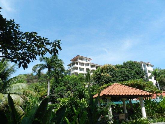 Parador Resort and Spa: view of suites building at the parador