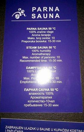 LifeClass Terme Sveti Martin: Spa