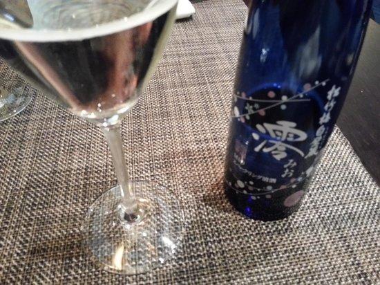 Miyama: sake espumoso 5°