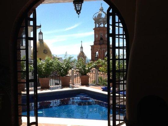 Casa Amorita : View from living room