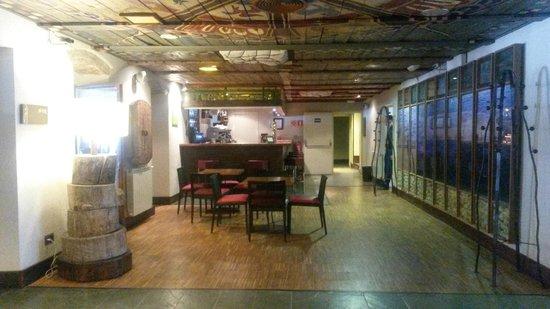 Hotel Santa Cristina: Bar