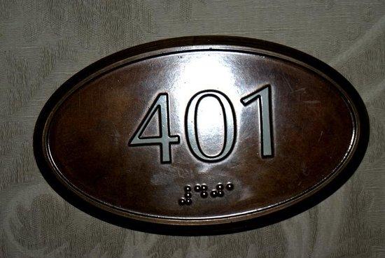 Stanley Hotel: room 401