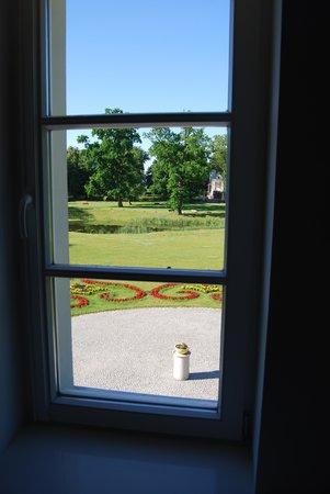 Hotel Palac Romantyczny: widok z naszego okna