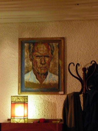 Le Colonel Moutarde : Autre portrait