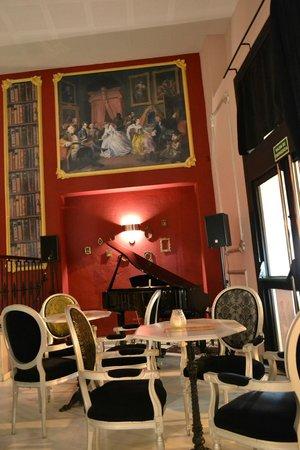 Las Casas De Los Mercaderes: Bar del hotel
