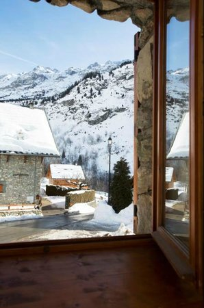 Chalet Rostaing : View from your window