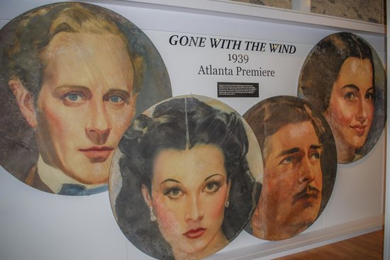 Jonesboro, GA: Character portraits from the 1939 Atlanta premiere of Gone With the Wind