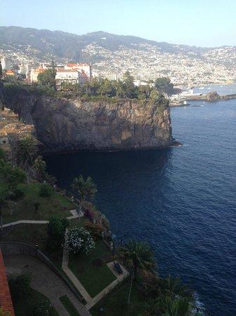 Hotel The Cliff Bay: Vista do apartamento