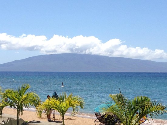 Westin Maui Resort And Spa: Beach view