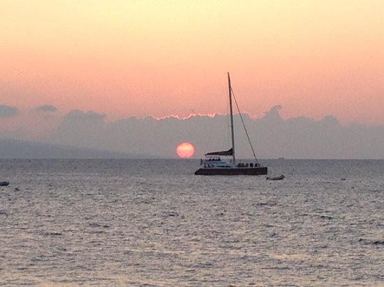 Westin Maui Resort And Spa: Another amazing sunset