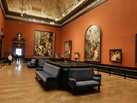 Kunsthistorisches Museum: Exhibit Room