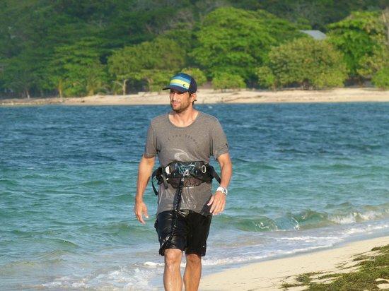 Kitesurf Roatan : Christian