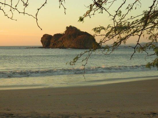 Ecoplaya Beach Resort: vista Bahia Salinas