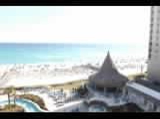 Holiday Inn Resort Pensacola Beach: Ocean view