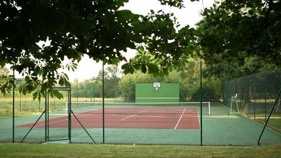Château de l'Epinay : Tennis