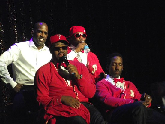 Boyz II Men: And then there were four