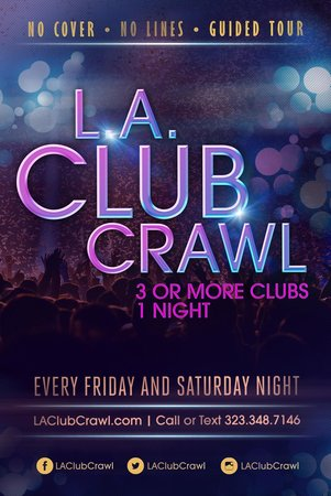 LA Club Crawl