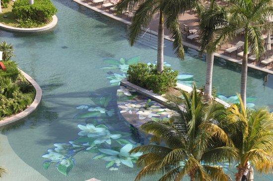 Villa del Palmar Cancun Beach Resort & Spa: View from our room