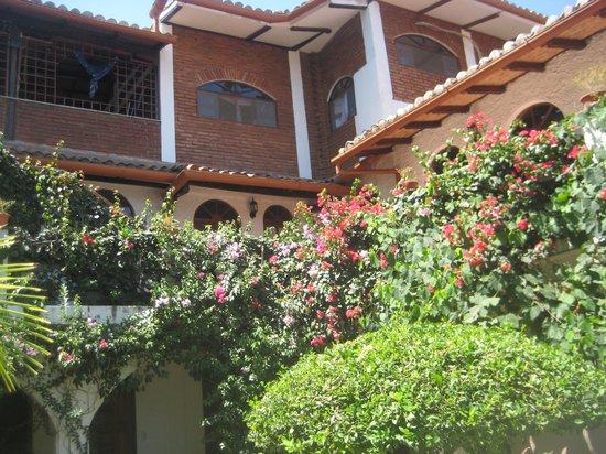 ApartHotel La Posada del Sol: Fotos varias del Hotel con mi smartphone
