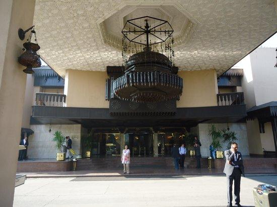 Hotel Pyramids Cairo : Fachada do hotel