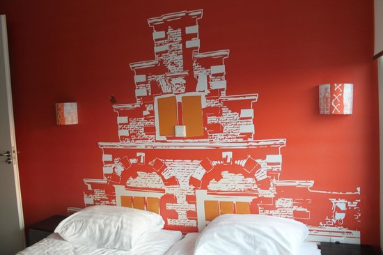 Amsterdam ID Aparthotel: Room