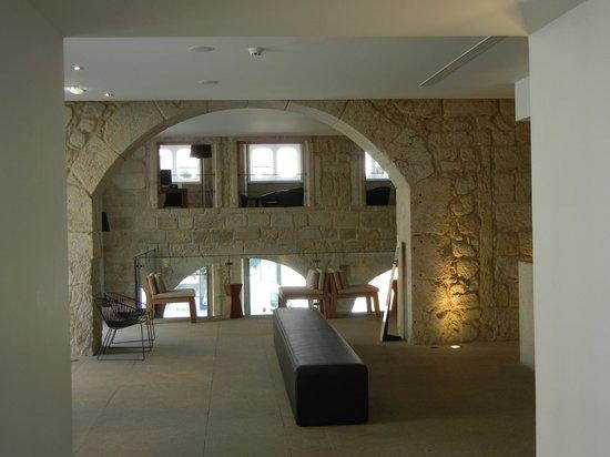 Carris Porto Ribeira : lobby