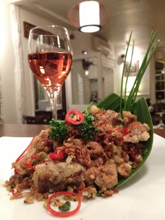 Baan Thitiya : Eastern Soft Shell Crab