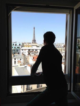 Ibis Tour Eiffel Cambronne: Gilberto Nunes