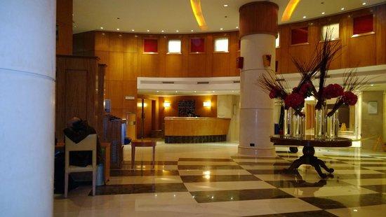 Holiday Inn - Citystars: Saguão do Hotel