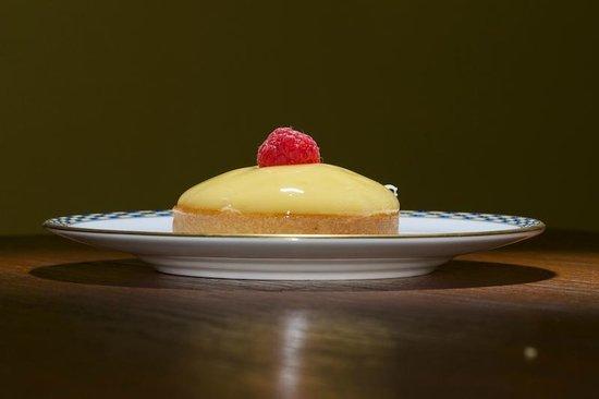 Patisserie Leila : lemon tart
