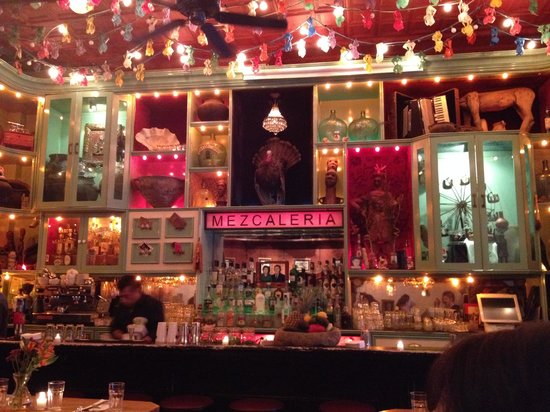 Photo of Mexican Restaurant Casa Mezcal at 86 Orchard St, New York, NY 10002, United States