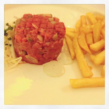 Velazquez : Steak tartare