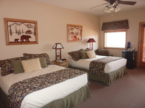 Majestic View Lodge: lovely rooms