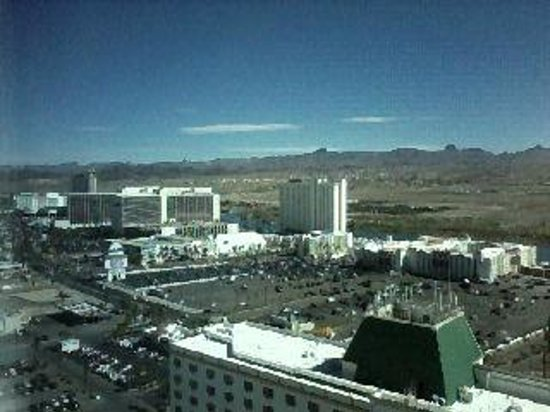 Tropicana Laughlin : View towards Acquarius