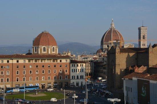 Hotel Ambasciatori: Vista dalla camera