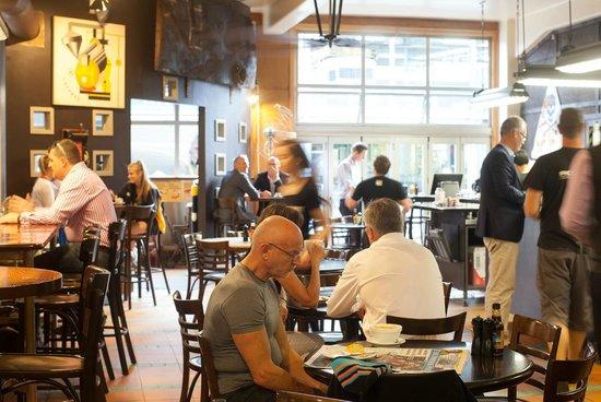 Caffe L'affare - Interior